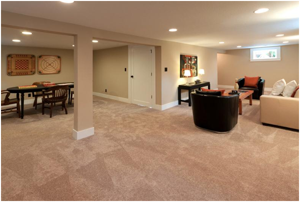 Basement  flooring solutions for you